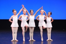 Angry Birds - 8 & Under - Ballet