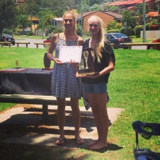 Laura Suttle - Most Improved Vocalist - 2014